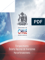CHILE Fortalecimiento SNI Rodrigo Moboarec