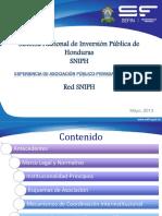 HONDURAS_Asociacion Publico Privada