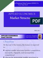 ABM AE12 005 Market Structure