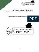 El Rinconcito de Ozu