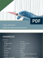 Case Report Kista Odontoma
