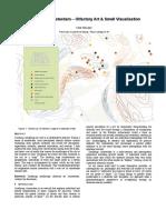 Smellmap_ Amsterdam – Olfactory Art & Smell Visualisation_Kate McLean