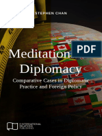 Meditations in Diplomacy E IR