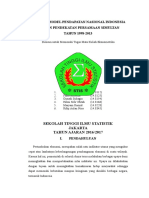 3SE1_6_Analisis Model Pendapatan Nasional Indonesia