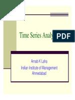 Time Series Analysis - ARIMA.pdf
