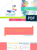 Digital Customer 360 Modular Components