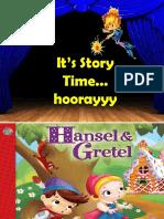 Hansel Gretel Ppt