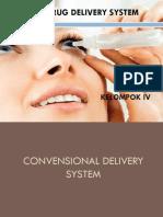 Ppt Sistem Penghantaran Obat Okular