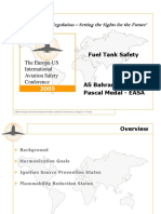 Fuel Tank Safety Bahrami Medal