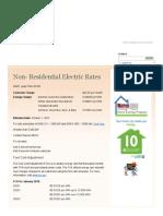 Warren Rural Elec Coop Corp - January 2018 Non- Residential Fuel Cost Adjustment