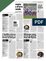 La Gazzetta Dello Sport 28-01-2018 - Serie B - Pag.2