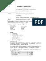Informe de Presentación Acocra