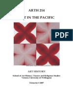 Art in the Pacific (Brunt2007)