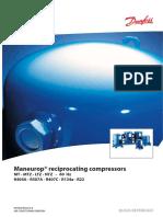 Danfoos reciprocating compressors