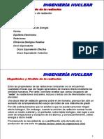 Ingenieria Nuclear - Magnitudes y Medida de La Radiación-1parte