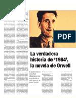 """La verdadera historia de """"1984"""", la novela de Orwell"""
