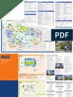 NUS Campus Map Full