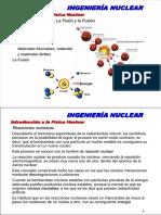 Introduccion a La Fisica Nuclear - Reacciones de Fision y Fusion