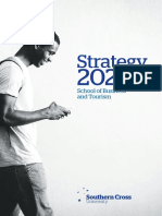 School of Business and Tourism Strategy 2020