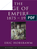The Age of Empire_ 1875-1914 by Eric Hobsbawm
