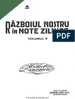 Nicolae Iorga - Rzboiul nostru n note zilnice. Volumul 2 1916 - 1917.pdf