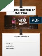 next cola