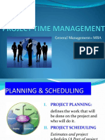 Gm_project Time Management