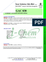 Akticon GAC 830 PDS - I-Chem