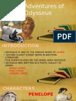 The Adventures of Odysseus