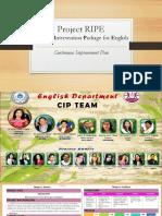 Ci Project Ripe