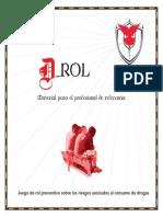 D_Rol Juego de rol preventivo sobre los riesgos asociados a las drogas