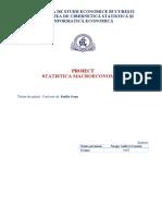 0. 2017 Proiect Macrostatistica CSIE - Nume Prenume Grupa