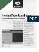 Phase Cancelation EM