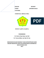Subdural Hematom (Teuku Saiful Mahya)