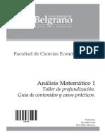 3598 - Analisis Matematico - Guia de Tp - Izzo (