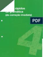 Livro Aberto 5_Testes Gramática