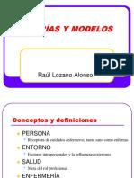 Teorias y Modelos 2011