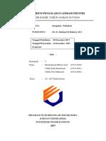 Laboratorium Pengolahan Limbah Industri (Koagulasi Dan Flokulasi) (1)