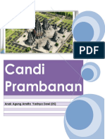 Makalah Candi Borobudur Lengkap