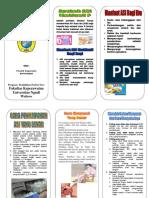 Leaflet Asi Eksklusif Jadi