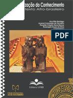 LIVRO Descolonizacao Do Conhecimento No Contexto Afro-brasileiro