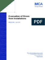 25 Diver Evacuation