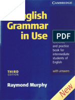 Murphy, Raymond. Intermediate. English Grammar in Use. 2004 3-Ed