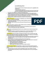 USMLE Basic Science Anatomy and Histology