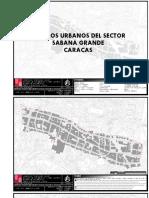 Análisis Urbano Sabana Grande