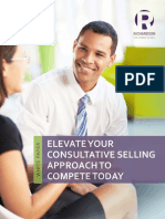 Modern Consultative Selling Approach White Paper