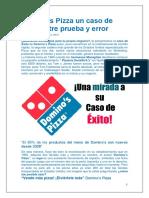 Caso Domino's Pizza