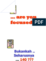 Are You Focused - 2