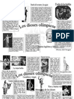 Dioses Olc3admpicos Ficha Completa