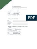 Inglês - 6 Ano - Texto e Interpr. 2